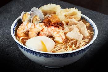 Prawn King Noodle