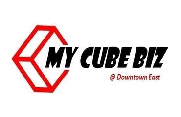 My cube biz logo